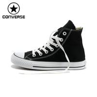 100 Original Skateboard Shoes Classic Converse High Top Original Quality Canvas Shoes All Star Models Men
