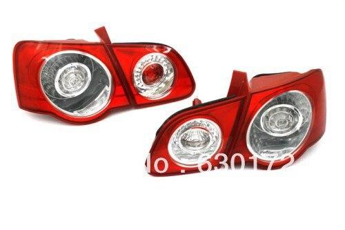 Евро спецификации задний светодиодный фонарь для Фольксваген Пассат В6