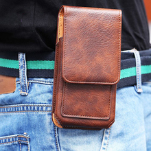 Case For Nokia 6.1 Plus / X6 Universal Man Waist Bag Case With Clip Belt For Nokia 3.1 / 6.1 Phone Cover Case