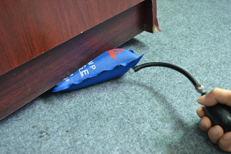 Super PDR tools Pump Wedge Locksmith Tools Auto Air Wedge Airbag Lock Pick  Set Open Car Door Lock Hand Tools 19 3cm*11 3cm