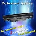 Batería del ordenador portátil para samsung aa-pb2vc6b pb2vc6w pl2vc6w pl2vc6b jigu pb3vc6b pb3vc6w n143 n145 n148 n150 n230 n218