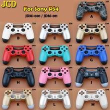 Jcd 1Pcs Plastic Hard Shell Voor Sony Playstation 4 Voor PS4 JDM 010 JDM 001 Controller Behuizing Cover Beschermende Shell Skin case