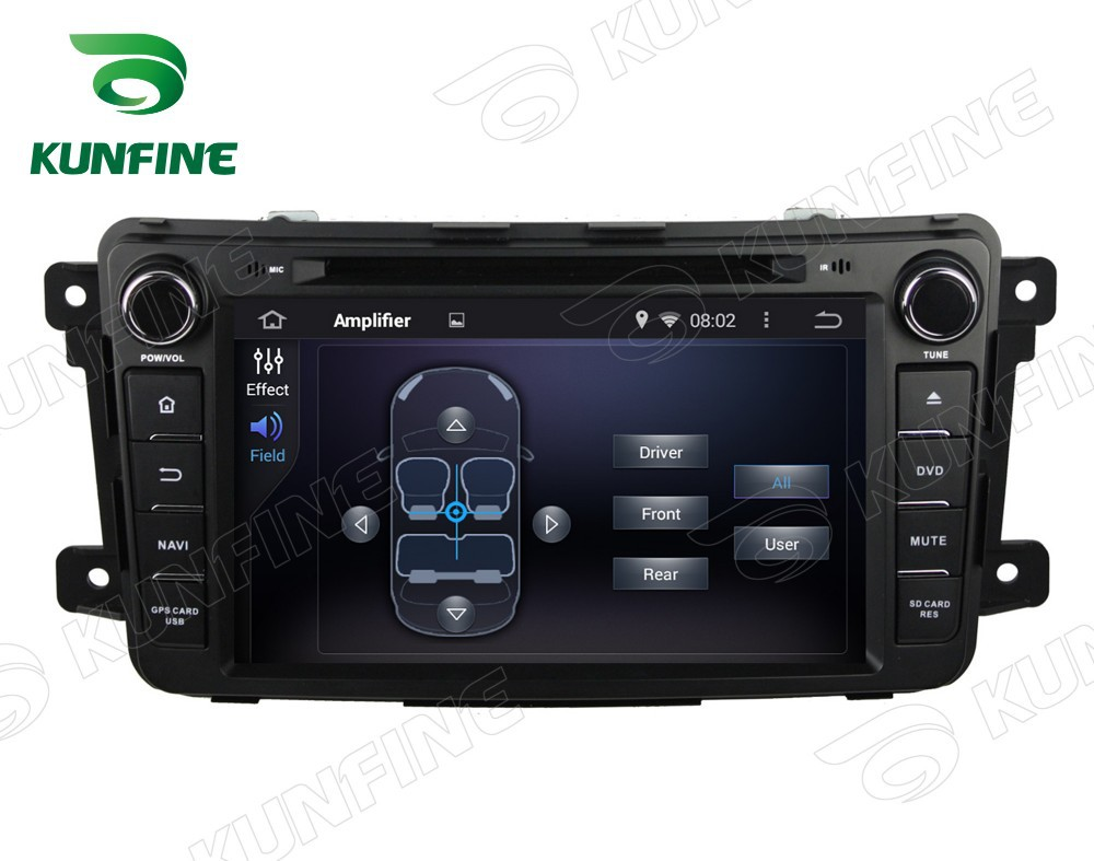Car dvd GPS Navigation player for MAZDA CX-9 2012 C