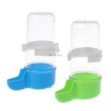 Кормушка для птиц, автоматическая кормушка для воды, контейнер для еды, поилка для попугая, контейнер для питья домашних животных