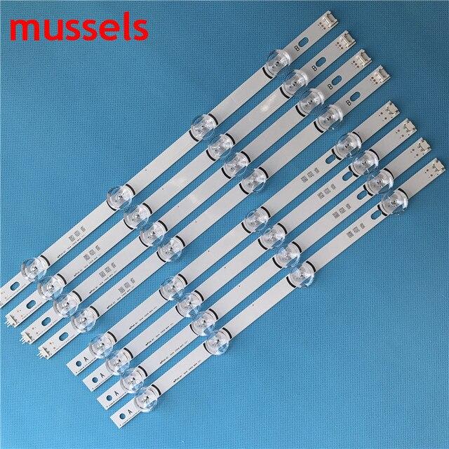 "LED Backlight strip For LG 42"" TV 8lamp 42LY320C LC420DUE MG FG A3 M4 INNOTEK DRT 3.0 42 42LB5610 42GB6310 6916L 1709 Original"