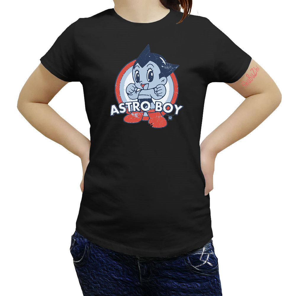 c81905fdbee Detail Feedback Questions about drop shipping Astro Boy Target Licensed  Adult Graphic women t shirt fashion cool female t shirt cotton 100% casual  tshirt ...