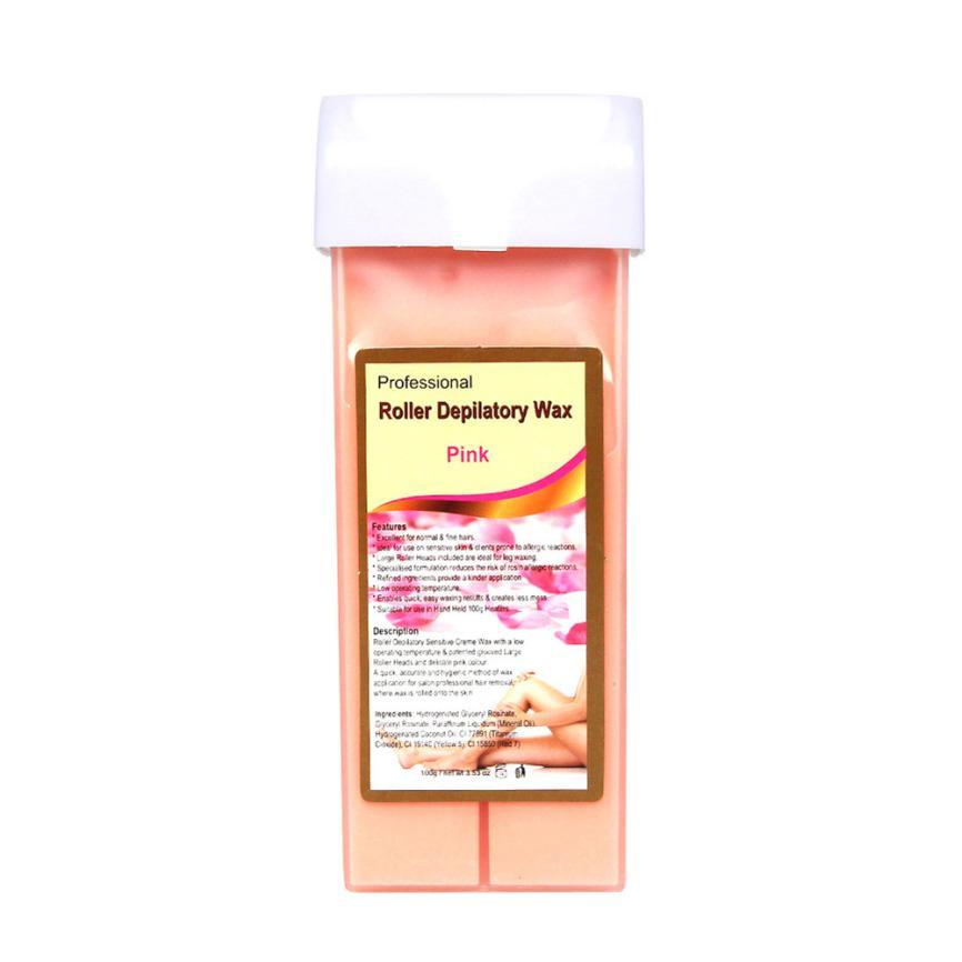 Hot Depilatory Wax Cartridge Heater Waxing Hairs