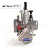 NOBIMOTO PWK Keihin 28mm Carburetor For 2T/4T Motorcycle Engine Scooter UTV ATV sz HK 184