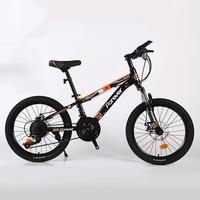 Bicicleta de montaña MTB BMX alta carbono acero 20 pulgadas pequeño ciclón amortiguador velocidad bicicleta|Bicicleta| |  -