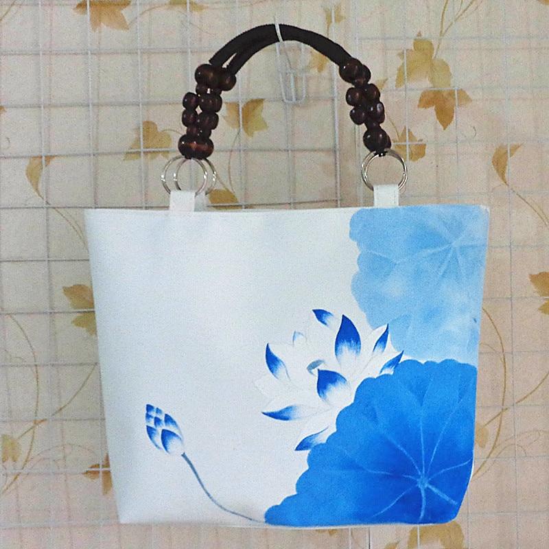 Kineska Retro torba na rame LOTUS - Torbe - Foto 1