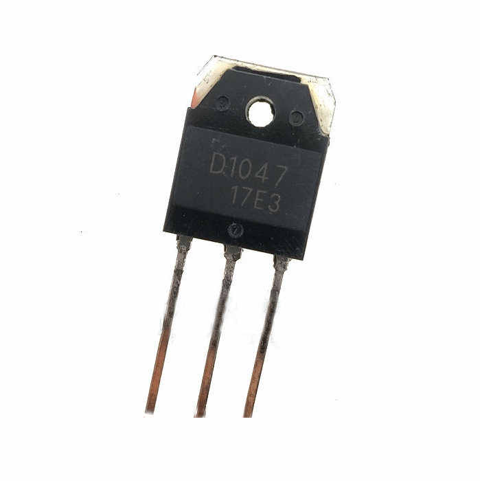 1pcs 2SD1047 TO247 D1047 TO-3P POWER TRANSISTORS Power Tube NPN Track 12A140V