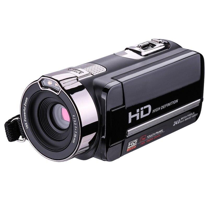 цена на HDV-3052STR Digital Camera Full HD 8MP CMOS Sensor Support Infrared Night Vision Photo Camera Professional Digital Camcorder