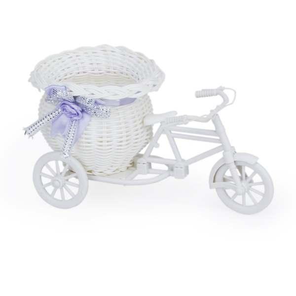 2016 heißer Verkauf Neue Kunststoff Weiß Dreirad Fahrrad Design - Wohnkultur - Foto 2