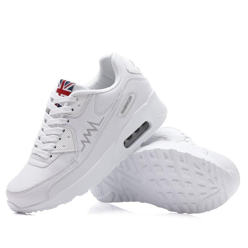 MangoBox Ladies Sports Shoes Spring Autumn Sneakers Women Luxury Shock Absorbing Shoes Running Women Sport Sneakers