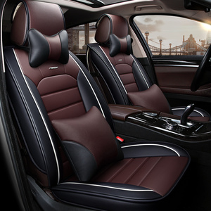 Image 5 - Car Travel Full Surround Design Car Car Seat Cover Seasons Cushion For Renault Scenic Fluence Latitud Koleos Laguna car styling