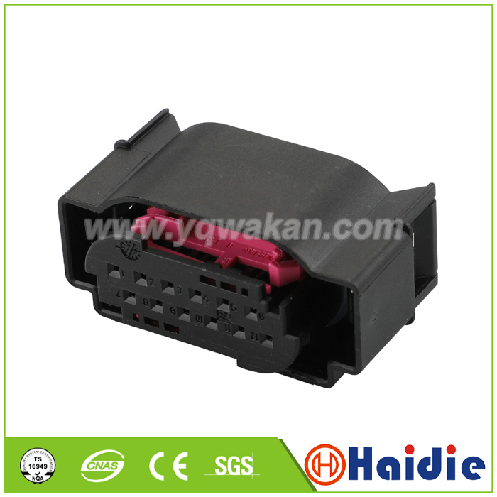 Free shipping 1set 12pin female electrical wire harness plug waterproof plastic connector 1534151-1Free shipping 1set 12pin female electrical wire harness plug waterproof plastic connector 1534151-1