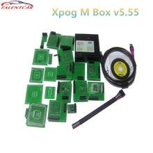 Hot S 2pcs/lot Xprog 5.55 X-prog M 5.55 Xprog-M Box V5.55 ECU Programmer Better Than Xprog M V5.50 Free Shipping Xprog5.55