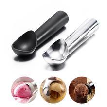 Ice Cream Scoop 1.5 OZ Food Grade Aluminum Alloy Non-stick Autolysis Ice Cream Scoop Non-stick Kitchen Tools creative cute ice cream scoop