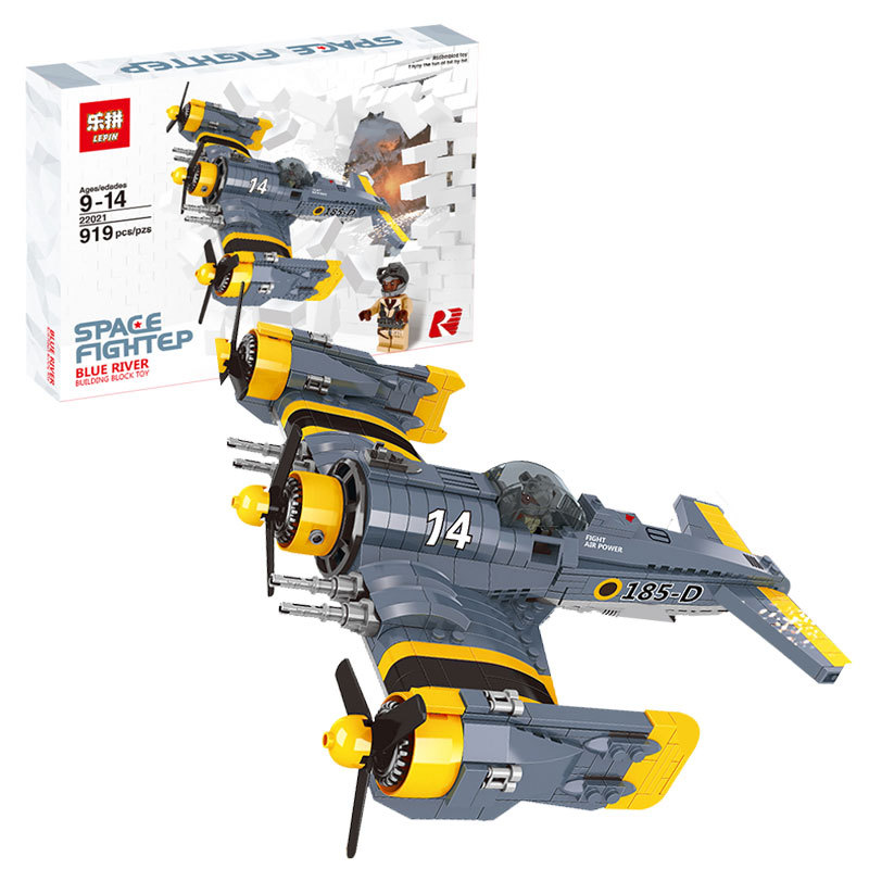 ФОТО Lepin 22021 Technical Series The Beautiful Science Fiction Fighting Aircraft Set Building Blocks Bricks Funny Toys Model Gift