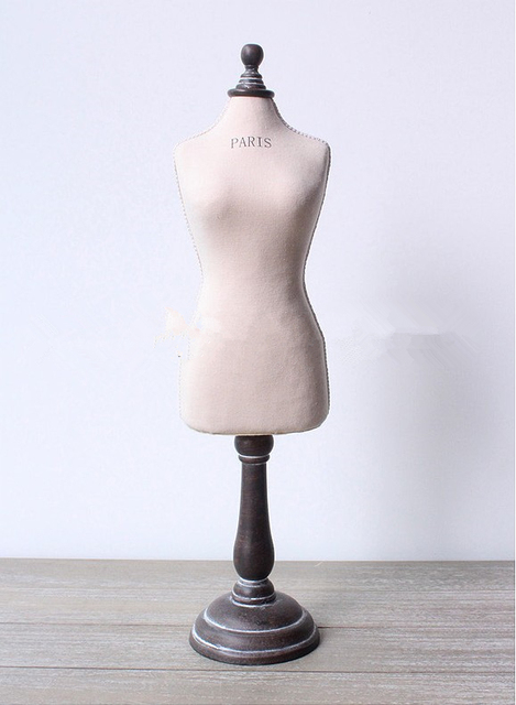 Aliexpress.com : Buy 1/3 Female clothes Mannequin Torso Dress Form ...