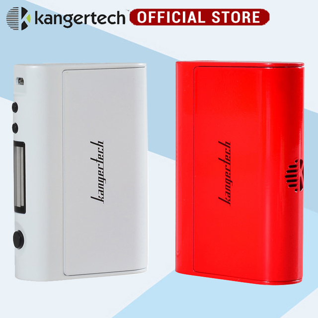 Kanger KBOX 200 Вт Мод Контроля Температуры Переменный Мощность Box Mod костюм для 18650 Батареи KBOX 200 Вт бесплатно доставка