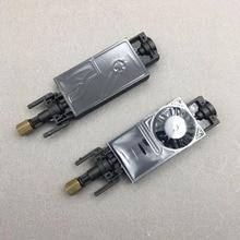 10PCS DX5 UVหมึกสำหรับMimaki JV33 JV5 CJV30 GalaxyสำหรับEpson XP600 Eco Solvent Plotter UV dumperพร้อมขั้วต่อ