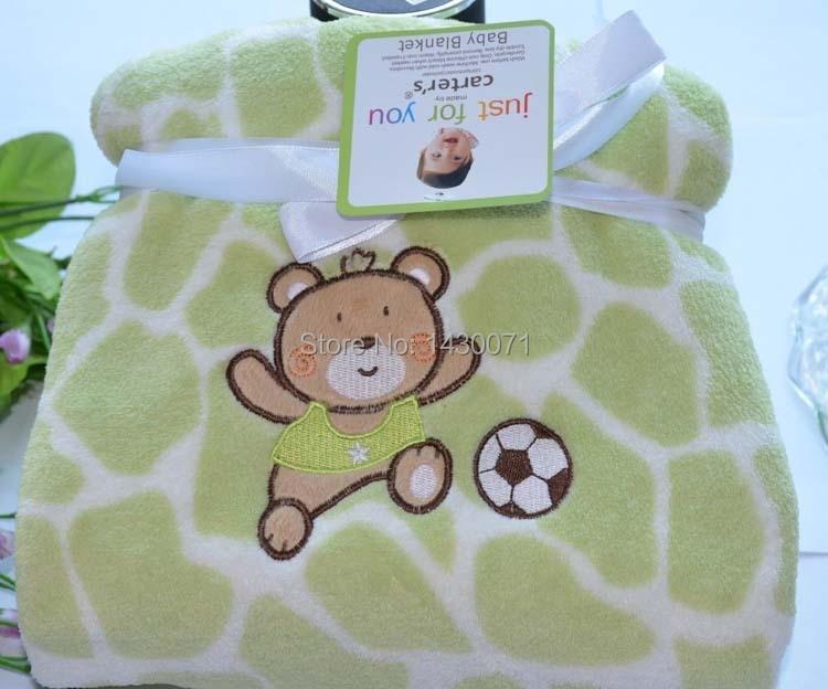 حار مجموعة مفروشات cobertor الطفل بطانية الصوف المرجانية الطفل بطانية سوبر لينة الفراش مبيعات المصنع الطفل المنتج قماط 76 * 102 سنتيمتر