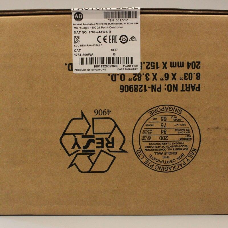 1764-24awa 176424awa plc контроллера, новый и есть в наличии