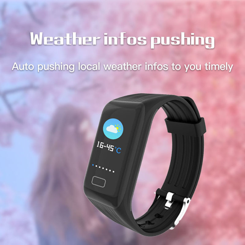 Fitness Tracker SmartBand Pulsometro Stopwatch Wristband Bracelet Smart Watch Men For Samsung Huawei Vivo Xiomi Xaomi Pk Fitbits