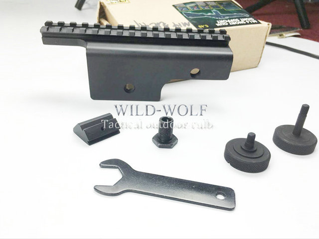 Neue ankunft Gen 4 punkt verriegelung Deluxe M14/M1A Ring bereich ...