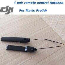 ของแท้ 1 คู่รีโมทคอนโทรลเสาอากาศสำหรับ DJI Mavic Pro/Platinum/Air Drone