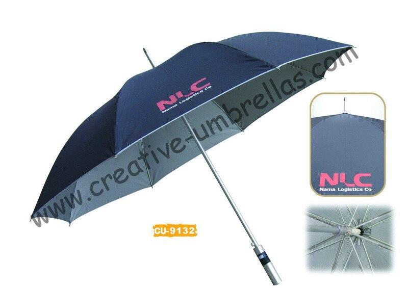 Free shipping,professional making umbrellas,straight golf umbrellas.14mm aluminum shaft and fiberglass ribs,auto open,windproof