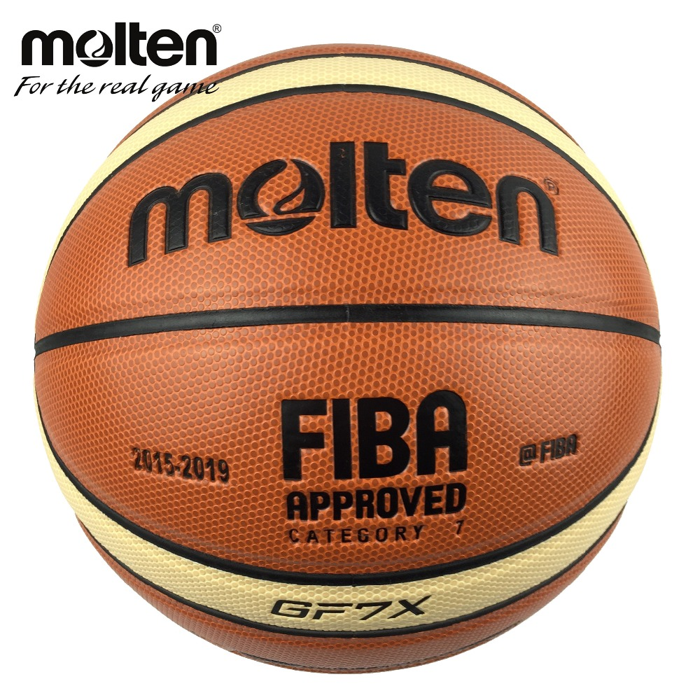 Acheter Ballons De Basket Ball Fondus Gf7x Taille 7 Pu Matériel Ballon De Basket Ball Ballon D Entraînement En Plein Air En Plein Air Gratuit Avec Sac