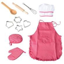 Grembiule Cucina Bambini Fai Da Te.Grembiule Cappello Da Cuoco Promozione Fai Spesa Di Articoli