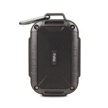 MIFA F7 Bluetooth Speaker IP56 Stofdicht Water Proof Luidsprekers AUX Draadloze Draagbare Outdoor Speakers Metal Soundbar Luidspreker