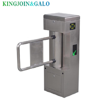 one lane smart automatic swing gate barrier access control system
