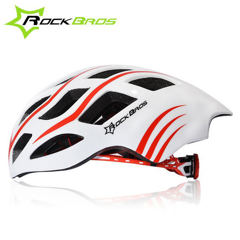 ROCKBROS Cycling Helmet Mountain Road Bike Bicycle Helmet Integrally-Molded MTB Outdoor Sports Head Protector Helmet 50 mtb bicycle helmet safety adult mountain road bike helmets casco ciclismo man women cycling helmet 1x helmet and 1xgoggles