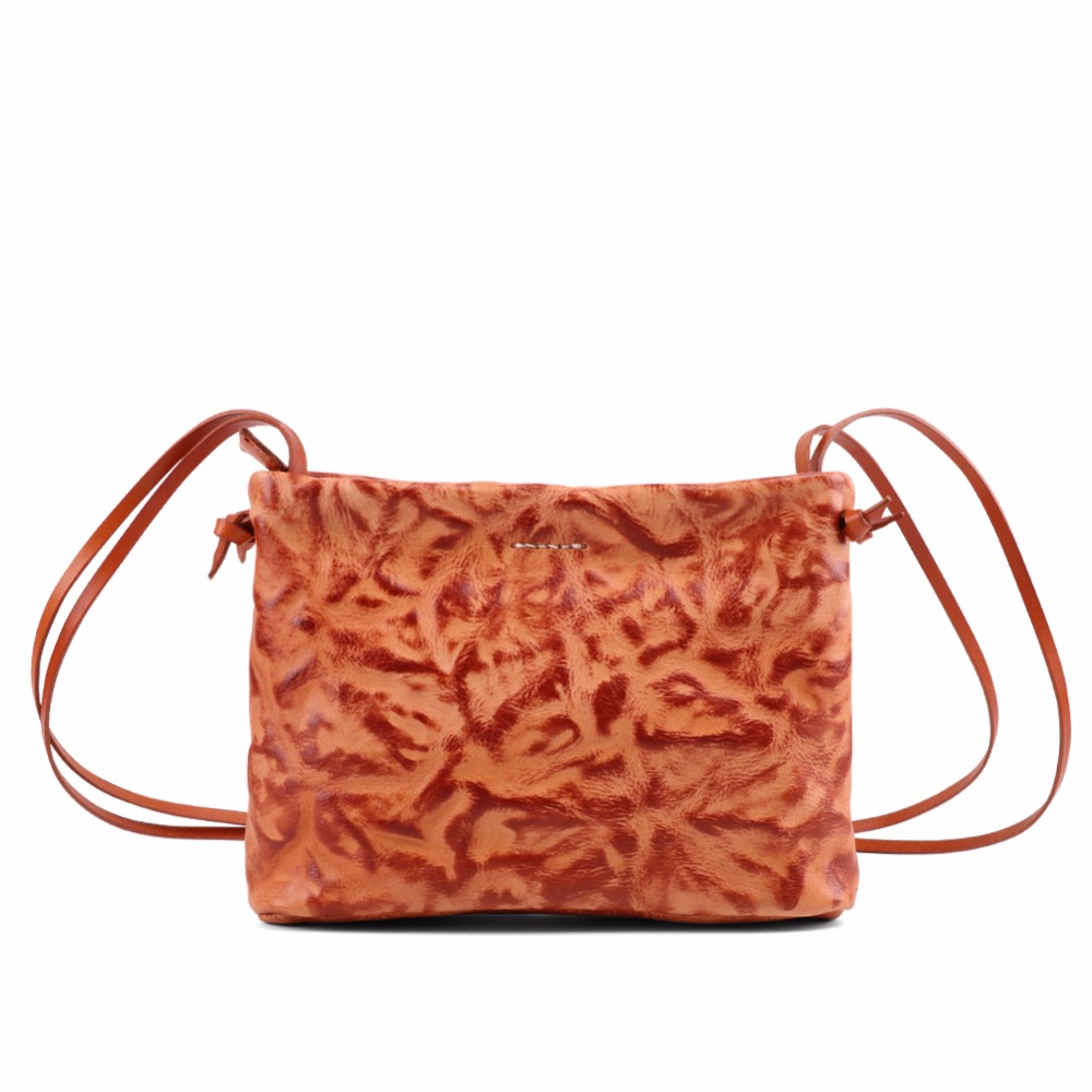 Sacs À chocolat En Pour Sac orange 8696 Femme Bandoulière Femmes Messenger Main Noir De Véritable Dames Top Vente rouge Mode Cuir vert E1YPqw18