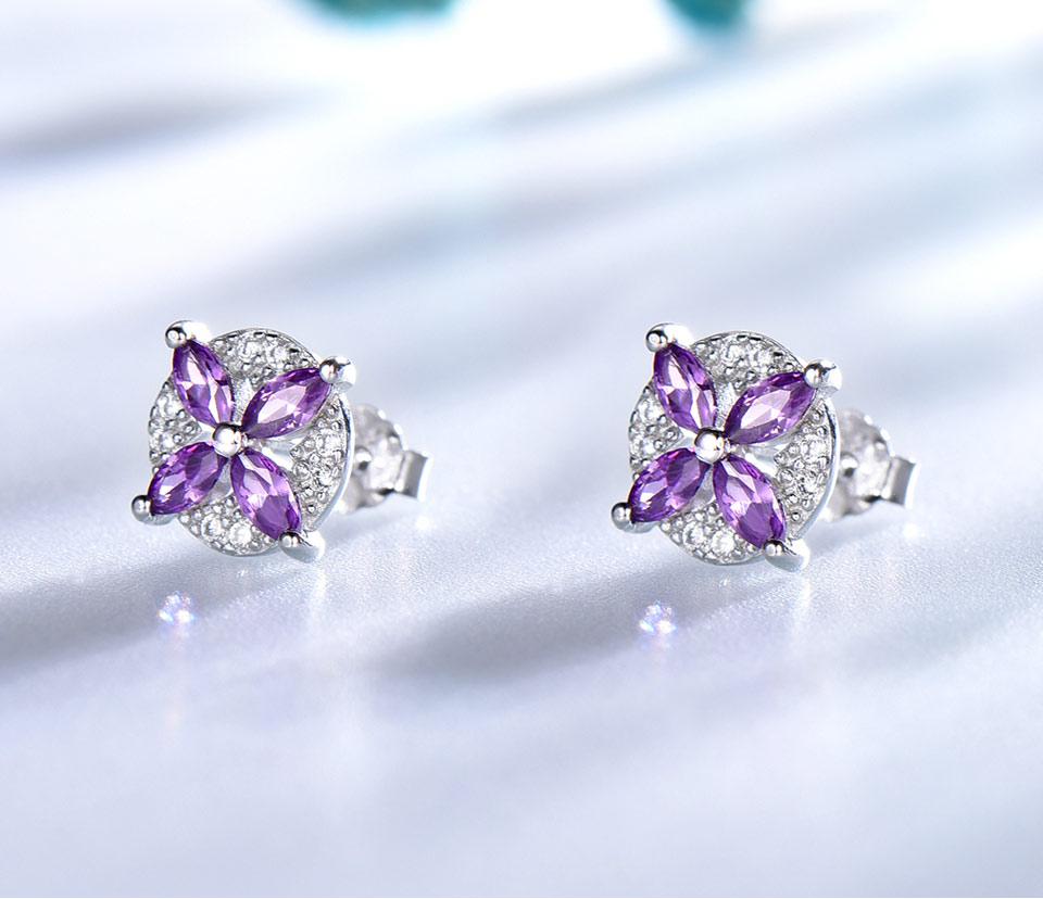 UMCHO-Amethyst-925-sterling-silver-stud-earrings-for-women-EUJ077A-1-PC_04