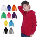 2017 Fashion Personalize Men Women Cotton Hooded Pullover Sweatshirt Solid Loose Type Hoodies 11 color S-XXL Free Shipping
