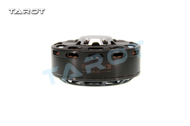 Tarot 8115 100KV Brushless Motor TL81P15 for DIY FPV Drone Quadcopter Hexacopter Multicopter fit 24-32 inch props tarot 8115 100kv brushless motor tl81p15 for diy fpv drone quadcopter hexacopter multicopter fit 24 32 inch props