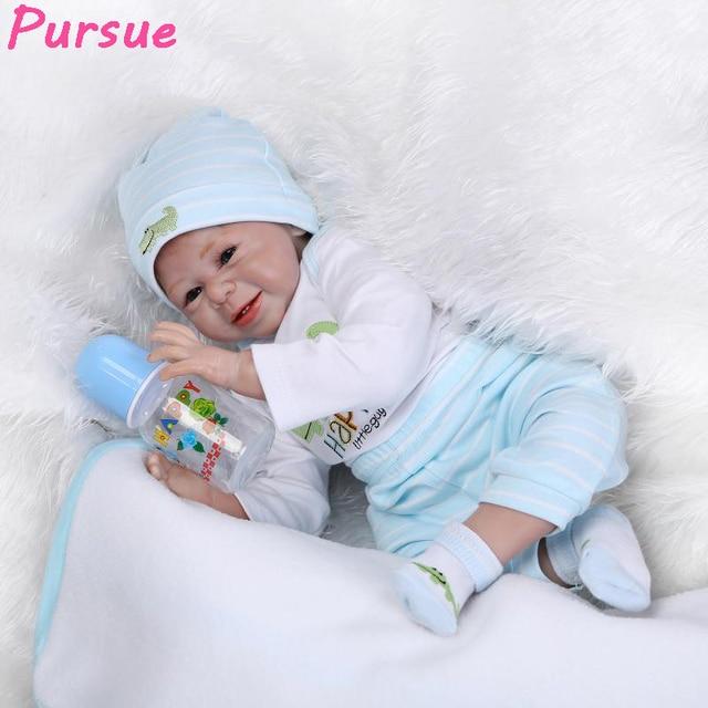 Ogromnie Realizować Bebe Reborn Lalki Dla Dzieci Prawdziwe Silikonowe Lalki OO21