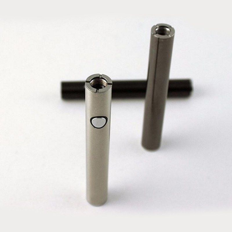 5pcs/lot Mjtech 510 Thread Ego EVOD Battery with Charger Electronic Cigarette Support 15s Preheat
