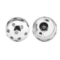 Auténtica plata de ley 925 pulsera accesorios charm Adapta para Pandora original pulsera DIY joyería para las mujeres al por mayor