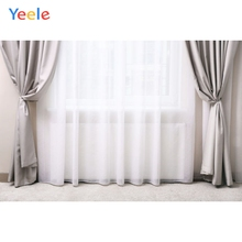 Yeele  backgrounds for photography studio Interior window curtain wedding backdrops professional display photocall