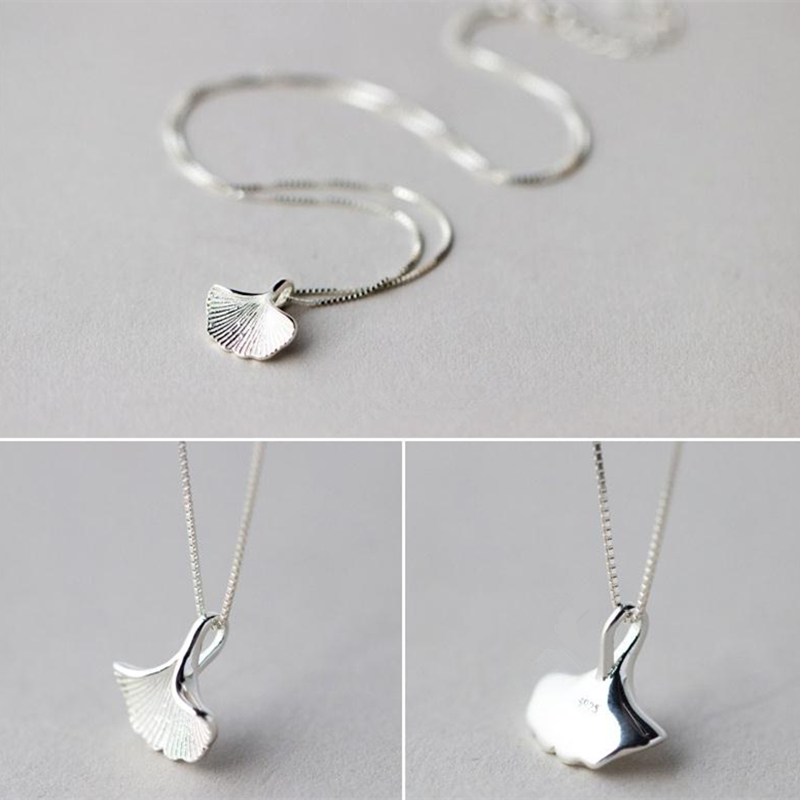 Bepas 925 sterling silver ginkgo leaf necklace designer handmade bepas 925 sterling silver ginkgo leaf necklace designer handmade pendant women fashion jewelry necklaces pendants pingente in pendant necklaces from aloadofball Gallery