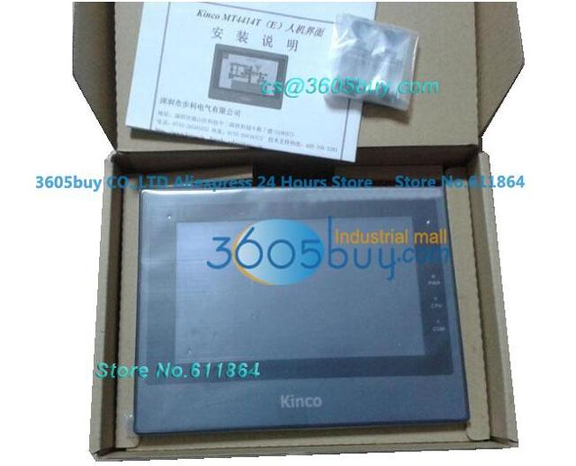 7 inch HMI touch screen MT4434T 800*480