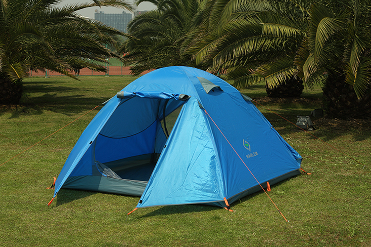 portable tourism tents More than double outdoor c&ing tent 3 People tent HL103-in Tents from Sports u0026 Entertainment on Aliexpress.com | Alibaba Group & portable tourism tents More than double outdoor camping tent 3 ...