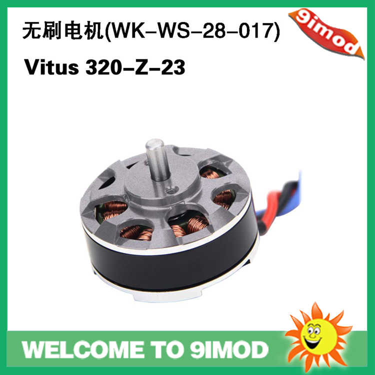 Walkera Vitus 320 RC Drone Suku Cadang Baling-Baling Motor ESC Shell Lengan Papan Utama Gyro Screw Fixed Block Landing Gear dll Link 1