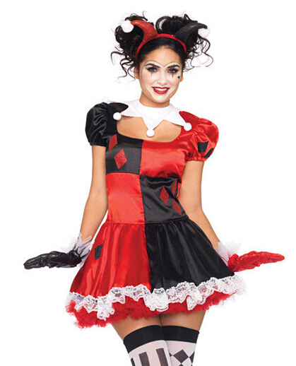 Compare Prices on Adult Harley Quinn Costume- Online Shopping/Buy ...